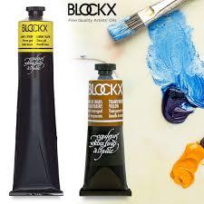blockx artist oil colors
