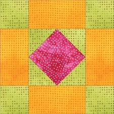43 best Free Quilt Block Patterns images on Pinterest | Flowers ... & Susannah Block - FREE Quilt Block Patterns #quilting #diy #decor Adamdwight.com