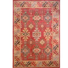 home decorators collection classic red 5 ft 2 in x 7 ft 6 in