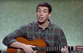 adam sandler debuts the thanksgiving song