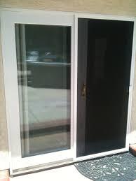 door andersen sliding screen dolation tips breezeway 96 amazing sliding screen door installation picture