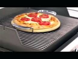 pizza weber grill