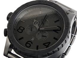 watchlist rakuten global market nixon nixon 51 30 chrono watch nixon nixon 51 30 chrono watch a083 1062 matte black gunmetal