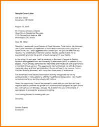 Nurse Aide Cover Letter Cover Letter Example