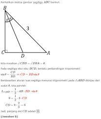Pada segitiga abc lancip, diketahui cos a = 4/5 dan sin b = 12/13 maka sin c 4. Contoh Soal Dan Pembahasan Perbandingan Trigonometri Ilmusosial Id