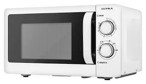 Микроволновая печь <b>SUPRA 20MW55 Белый</b> купить недорого в ...
