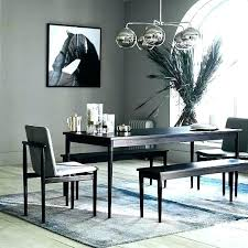 average size dining room table rug under dining room table round dining room rug area under