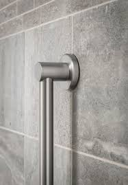 moen grab bars for stylish bathroom safety moen grab bars made from stainless steel and