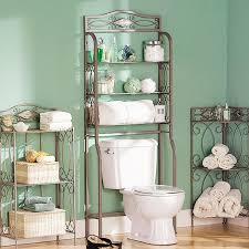 Decorative Bathroom Shelving Bathroom Shelves Target Bathroom Designs
