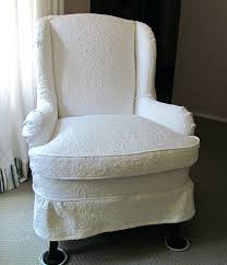 Wing Chair Slipcover Ikea Amazon Grey 1663 Gallery Rosiesultan Com