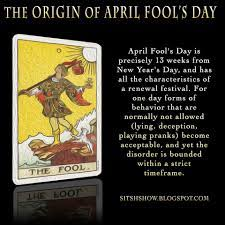 History of April Fools Day (Page 1) - Line.17QQ.com