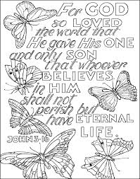 24 John 3 16 Coloring Page Selection Free Coloring Pages Part 3