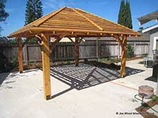 hip roof patio cover plans. Patio Cover Plans Hip Roof F