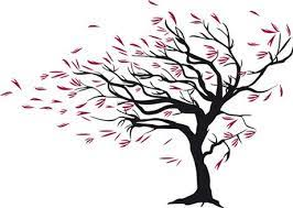 home wall art ideas design impressive artwork tree wall art decoration suitable for livingrooms blowing wind tree wall art sticker red leaves perfect  on metal wall art tree blowing wind with wall art ideas design blowing wind tree wall art sticker red