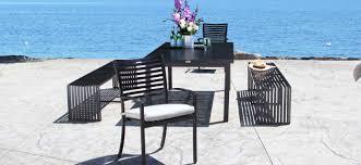cast aluminum patio furniture dining sets oasis