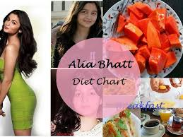 Alia Bhatts Weight Loss Diet Chart Secrets Breakfast To Dinner
