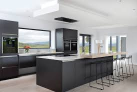 modern kitchen ideas. 31 Black Kitchen Ideas For The Bold Modern Home And White Cabinets S