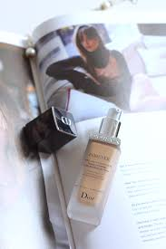 review diorskin forever and ever makeup primer base perfect makeup fluid foundation