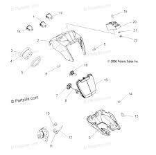 polari sportsman 500 wiring diagram for headlight wiring diagram polaris atv oem parts diagram for headlight pod