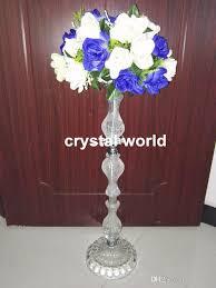 flower stand tall wedding centerpieces tall crystal wedding chandelier table centerpieces decorative artificial flower table cente decorative artificial