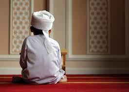 علمي طفلك أهمية الصلاة وكيفية الخشوع فيها
