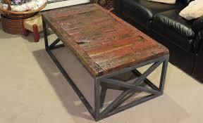 barn board coffee tables barnwood rustic reclaimed wood table 2 door 500 309