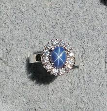 ct linde lindy white star sapphire