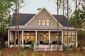southern living cottage style house plans