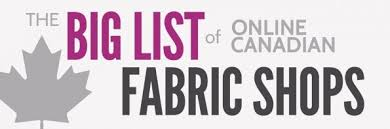 The Big List of Canadian Online Fabric Shops - The Finished Garment & big-list-button Adamdwight.com