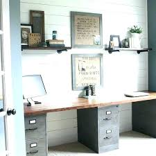 traditional hidden home office desk. Contemporary Office Desks Desk With Cabinets Custom Shelving Above Traditional Home Best Office  In Hidden M