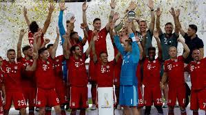 Eight races make up the provisional calendar of the 2021 porsche mobil 1 supercup. Bundesliga Robert Lewandowski Hits Supercup Hat Trick As Bayern Munich Beat Eintracht Frankfurt