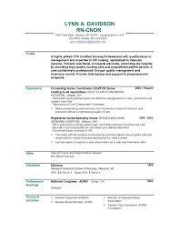 Entry Level Registered Nurse Resumes Entry Level Registered Nurse Resume Objective Templates Nursing