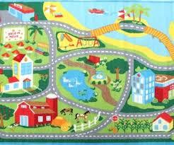 childrens play rug medium size of stylish city road roads kids rug baby play mat tracks childrens