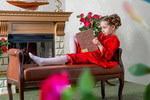 <b>Костюм театральный ХоумАпплайнс рост</b> 122 красный купить в ...