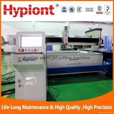 desktop waterjet cutting machine