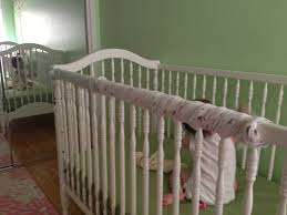 Crib Rail Cover Pattern Amazing Design Ideas