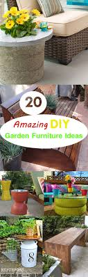 diy outdoor garden furniture ideas. If You Are Good At Doing DIY Stuff Don\u0027t Need To Spend A Diy Outdoor Garden Furniture Ideas