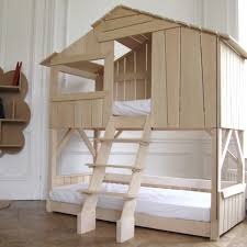 childrens beds. Tree House Bed With Trundle By Mathy Bols Childrens Beds N