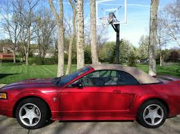 Ford Mustang Questions - I have a 1999 Ford Mustang GT Convertible ...