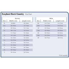 Easycare Easyboot Back Country Hoof Boot Wide