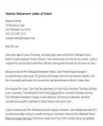 Example Of Letter Intent For Teacher Filename College Application
