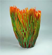 Glenda Kronke   Fused glass, Glass art, Art stained