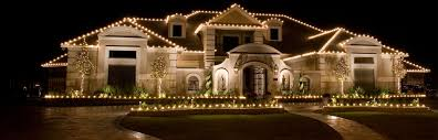 outdoor xmas lighting. Christmas Light Installation Dallas Houston - The Perfect Outdoor Xmas Lighting S