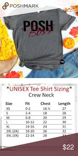 Boss Jeans Size Chart Posh Boss Crew Neck Graphic Tee Shirt Tee Is A Unisex Fit