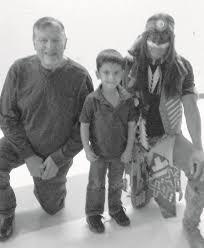 Lipan Apache Tribe Visits Bishop Primary Kingsvillerecordcom