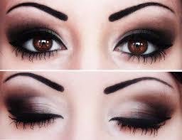 cute makeup ideas for brown eyes arcade