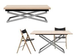 adjustable height table wild country