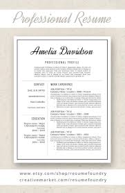 94 Best Professional Resumes From Resume Foundry Images On