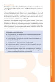 Beating Red Light Demerit Points Bestpoint Criteria For Best Practice Demerit Point Systems