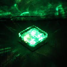 Green Solar Lights